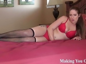 You will make a perfect sissy sex slave