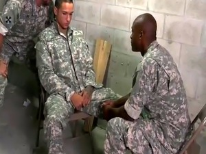 Army male penis movietures gay Explosions  failure  and punishment