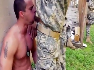 Army boy tall penis gay xxx I'm sure he liked it but still  this a