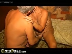 omapass grandma hardcore hairy sexual intercourse
