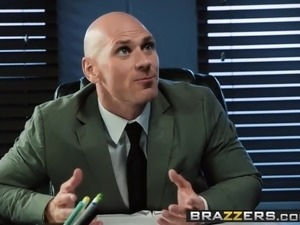 Brazzers - Big Tits at Work - Spilling The Boobs scene starr