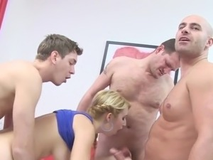 Puffy Pink Nipple Gets Airtight In Debut