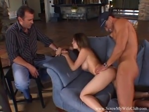 Chubby Wife Fucks A Stranger