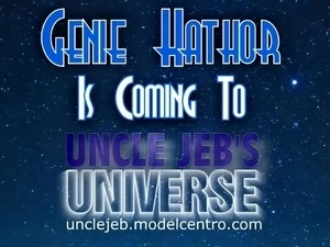 Uncle Jeb - Ms. Genie Hathor! I Cant Believe It!