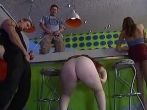 Suzy Q Monster Titten German Piss and Fucked