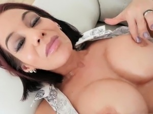 Teen milf masturbation cum first time Ryder Skye in Stepmoth