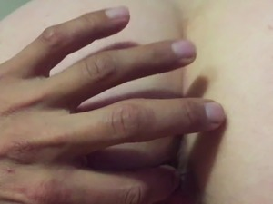 Squirting while 69 plus ass play