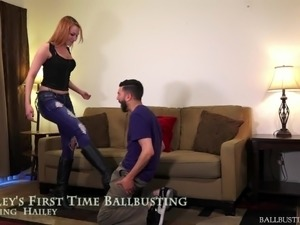 Super Hot New Ballbusting Beauties