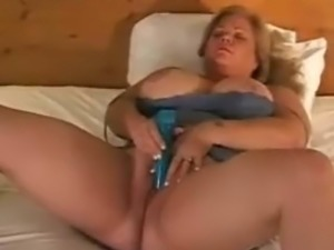 Young Pretty BBW Masturbating to a Nice Orgasm 1