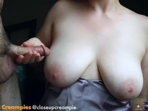 Big Load for Big Tits