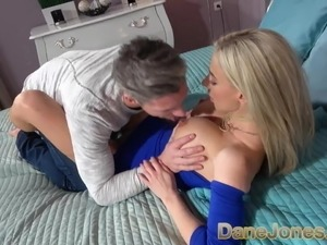 Dane Jones Big tits blonde Nathaly Cherie and Lutro fuck lik