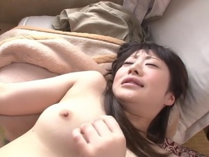 Uncensored JAV Miku Tamaru messy apartment sex Subtitled