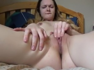 Beautiful Girl Real Orgasm
