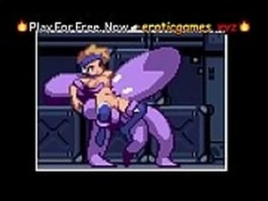 (Aster) Girl Fucked in Laboratory by Monsters Sex Game - EroticGames.xyz