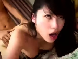 Naughty Japanese babes fulfill their need for hardcore sex