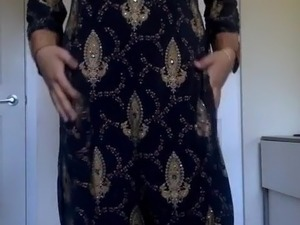 Sexy indian undressing salwar nude