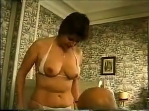 Vintage Porn 1970s John Holmes and Hairy Amateur Girl