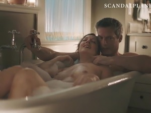 Judy Greer Topless from 'Kidding' On ScandalPlanet.Com