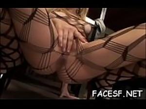 Romantic ladies easily turn into fetish queens when lascivious