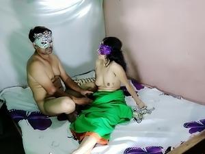 Romantic Rough Sex Of Indian Bhabhi Anita Singh With Her Hor